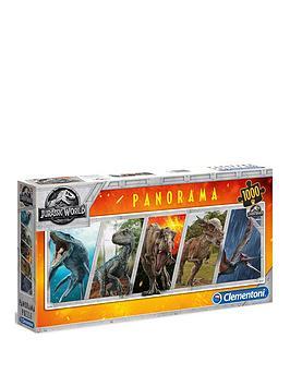 clementoni-clementoni-1000-pcs-panorama-puzzle-jurassic-world