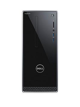dell-inspiron-3000-series-intelreg-pentium-processor-8gbnbspram-1tbnbsphard-drive-desktop-pc-blacknbspwith-optional-microsoft-office-365-home