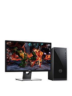 dell-inspiron-3000-series-intelreg-pentium-8gbnbspram-1tbnbsphard-drive-desktop-pc-se2417hg-24-inch-monitornbspwith-optional-microsoft-office-365-home