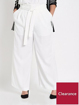 ri-plus-wide-leg-trouser-white