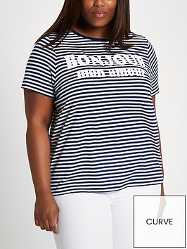 ri-plus-plus-bonjour-stripe-t-shirt-navy-stripe