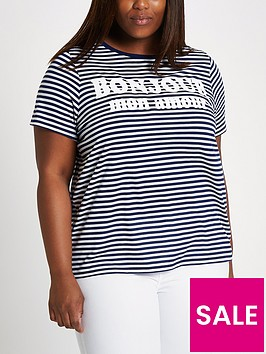 ri-plus-plus-bonjour-stripe-t-shirt-navy-stripe