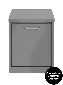 consort-indy-ready-assembled-gloss-lamp-table-grey