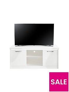 consort-indy-ready-assembled-gloss-tv-unit-with-led-lights-white-fits-up-to-48-inch-tv