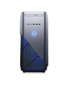 Dell Inspiron 5000 Gaming Series, Intel® Core™ i5-8400 Processor, NVIDIA GeForce GTX 1060 Graphics, 8GB DDR4 RAM, 1TB HDD & 128GB SSD, Gaming PC