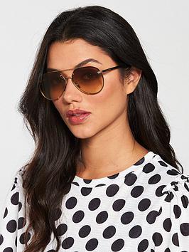 burberry-bronze-aviator-sunglasses