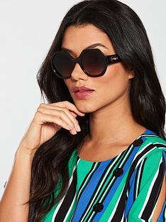 dolce-gabbana-hexagon-sunglasses-tortoiseshell