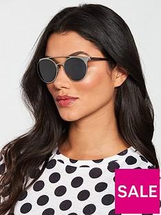 emporio-armani-brow-bar-sunglasses-silver