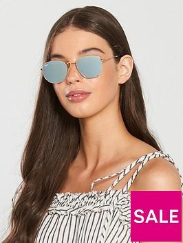 ray-ban-rayban-hexagonal-sunglasses