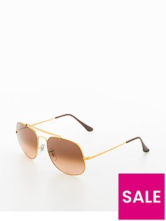 ray-ban-rayban-the-general-brown-sunglasses