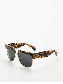 Michael Kors Milan Flat Top Sunglasses