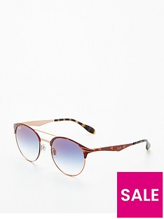 ray-ban-rayban-blue-lens-brow-bar-sunglasses