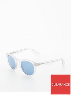 f604dd4a0c Ralph Lauren Clear Polo Perspex Sunglasses - Blue