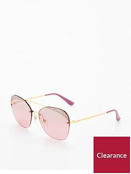 vogue-pink-detail-lens-sunglasses