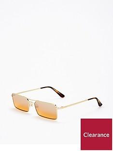 vogue-micro-brown-rectangle-sunglasses