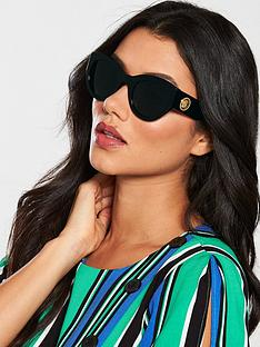 versace-black-logo-arm-sunglasses