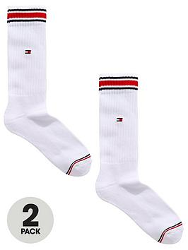 tommy-hilfiger-iconic-sports-socks-2-pack-white