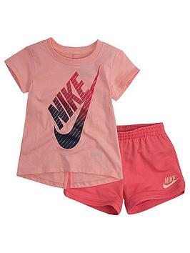 nike-baby-girl-short-set-pinknbsp