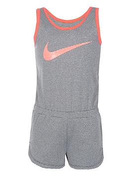 nike-younger-girl-stripenbspromper-suit-grey-heathernbsp