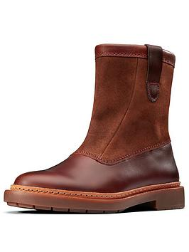 clarks-trace-fern-calf-boot