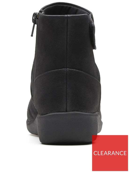 b7a934077be6 ... Clarks Clarks Cloudsteppers SILLIAN TANA ANKLE BOOT. View larger