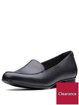 clarks-juliet-lora-loafers-black