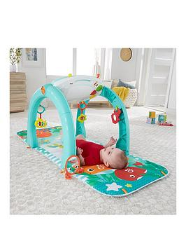 Fisher-Price 4-In-1 Ocean Activity Gym