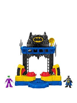 imaginext-dc-super-heroes-battle-arena-batcave