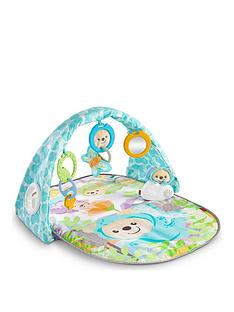fisher-price-butterfly-dreams-musical-playtime-gym-newborn-baby-play-mat