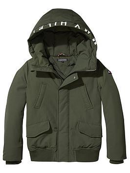 tommy-hilfiger-boys-arctic-hooded-bomber-jacket-khaki