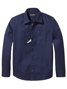 tommy-hilfiger-boys-brushed-flannel-shirt
