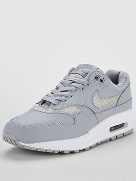 Nike Air Max 1 Se - Grey/Glitter