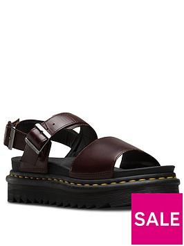 dr-martens-voss-brando-flat-sandal-burgundy
