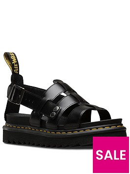 dr-martens-terry-brando-flat-sandal-black