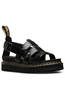 dr-martens-terry-brando-flat-sandals-black
