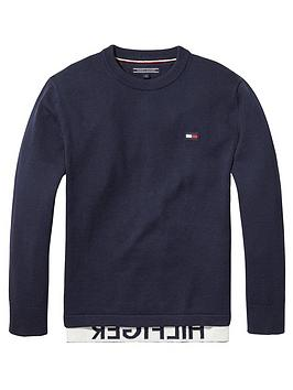 tommy-hilfiger-boys-crew-neck-sweat