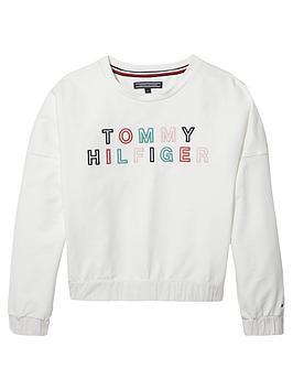 tommy-hilfiger-girls-logo-sweat