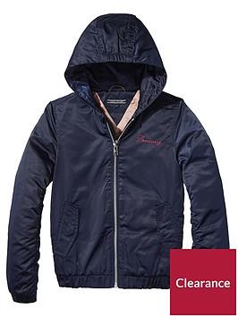 tommy-hilfiger-girls-hooded-bomber-jacket-navy