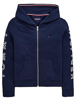 tommy-hilfiger-girls-arm-print-zip-through-hoodie