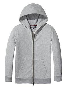 tommy-hilfiger-girls-logo-zip-through-hoodie