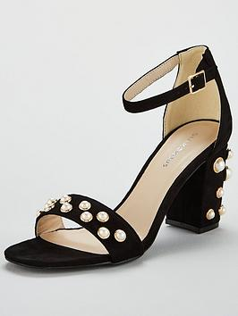 glamorous-pearl-barely-there-heeled-sandal-black