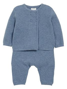mamas-papas-baby-boys-knitted-outfit
