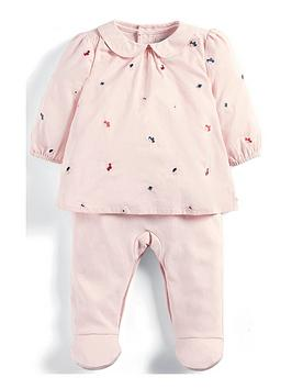 mamas-papas-baby-girls-embroidered-mock-all-in-one