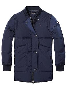 tommy-hilfiger-girls-quilted-padded-jacket-navy