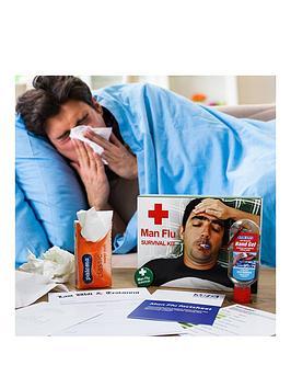 man-flu-survival-kit