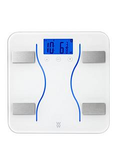 Weight Watchers Bluetooth Analyser Bathroom Scales