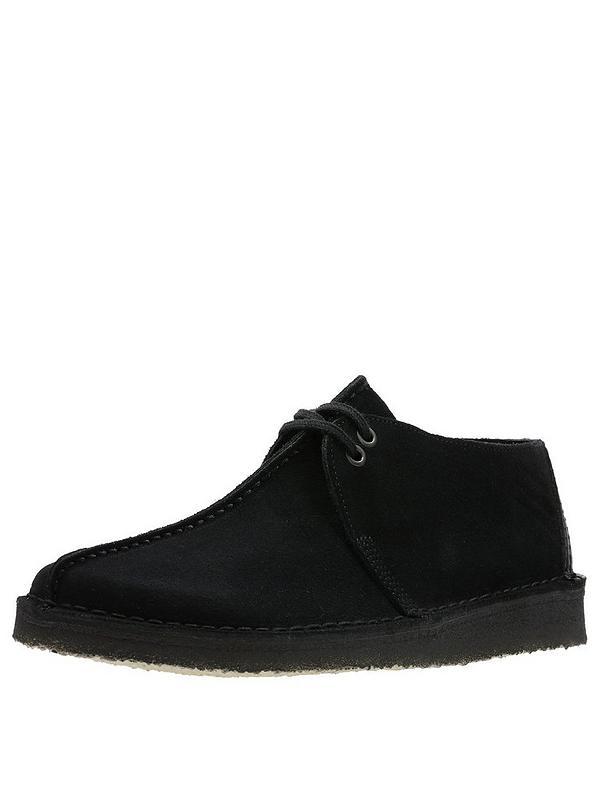 Originals Desert Trek Shoe Black