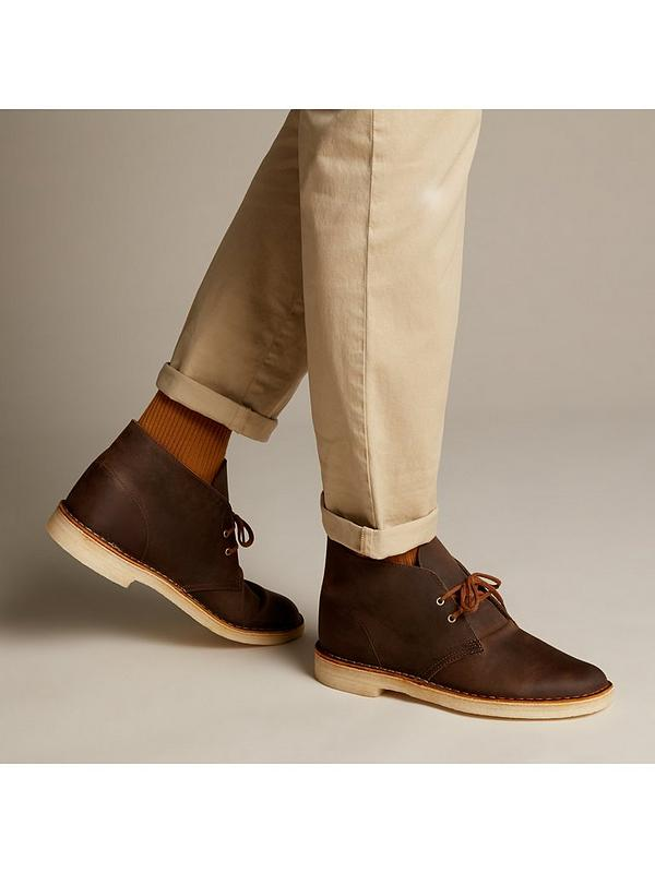 new appearance fashion style online here Originals Desert Boots - Beeswax