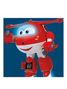 Super Wings Robot Ready Talking Jett f961db4b9