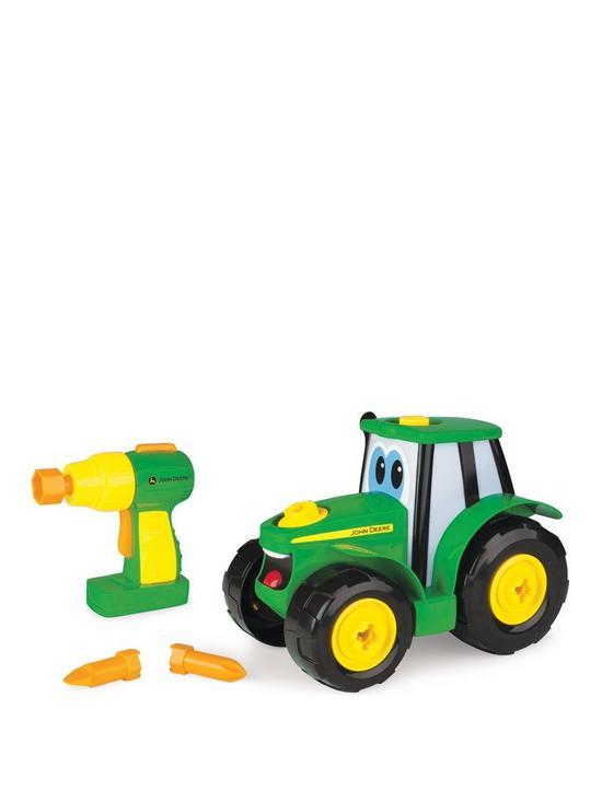547f0654f95 John Deere Build-a-Johnny Tractor
